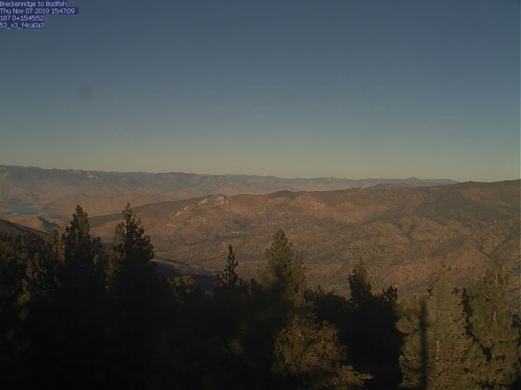 Breckenridge WebCam #3 - Northeast toward Havilah