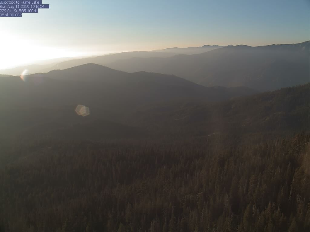 Buck Rock WebCam #3 - North to Boulder Rx