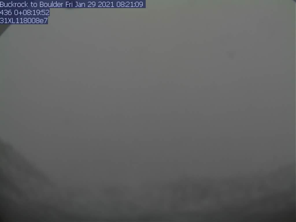 Buck Rock WebCam #4 - East to Boulder
