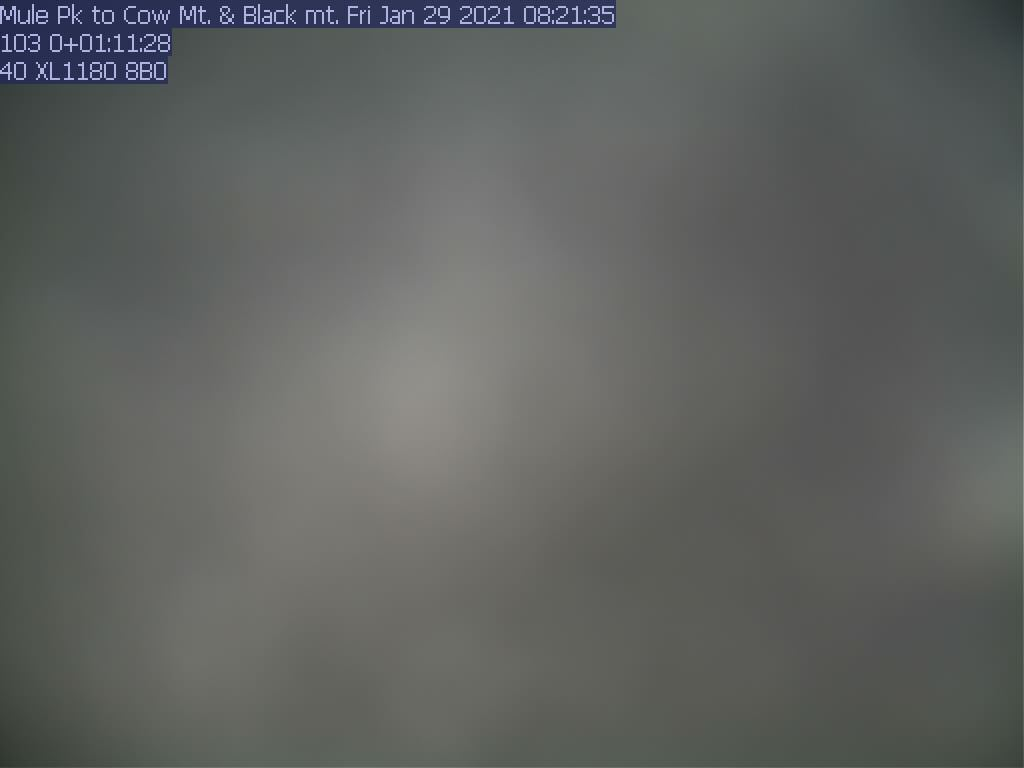 Mule Peak WebCam #2 - Northwest to Solo Peak