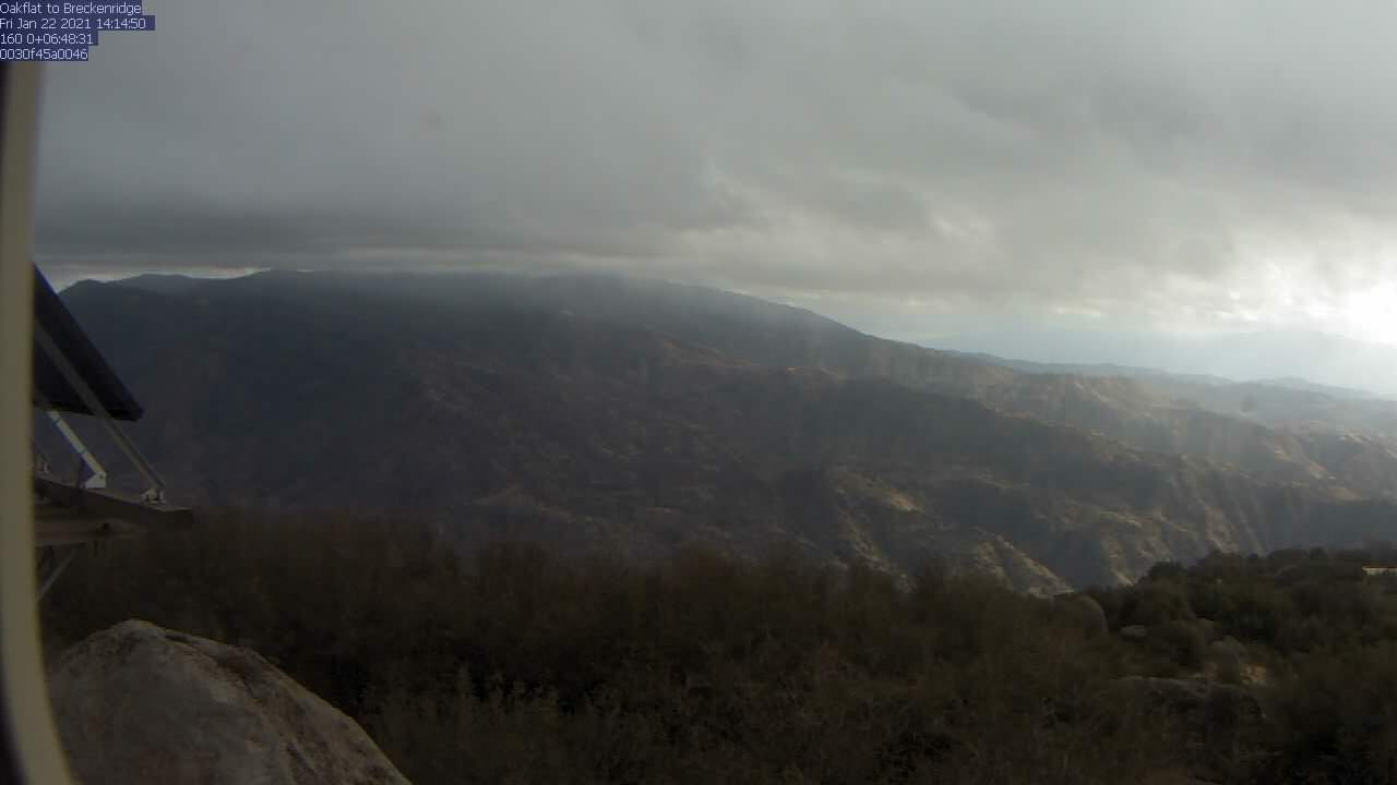 Oakflat - SE towards Breckenridge