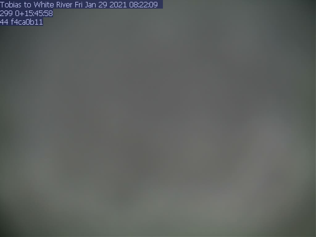 Tobias Peak Webcam #4- West toward White River