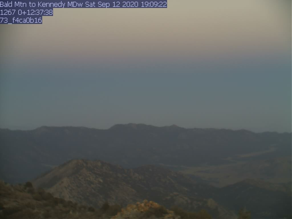 Bald Mtn. WebCam #4 - Southeast toward Domelands