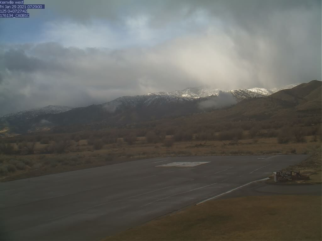 Kernville WebCam #4 - Towards SW